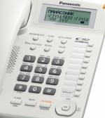 Panasonic Телефон KX-TS2388RUW белый с АОН